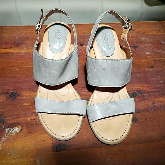 0b0c02f0ef61 Born Shoes - Born Opal stretch dress sandals